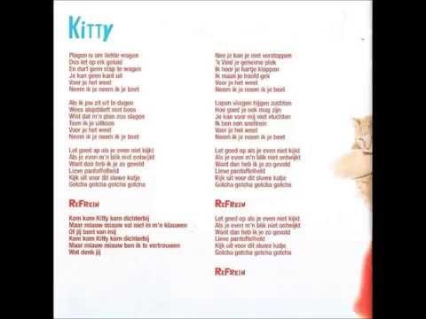 K3 - Kitty (Karaoke met songtekst)
