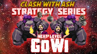 Clash Of Clans | Tips of Attacking With Low/Mid Level Heroes at Th10 (GoWiWi)