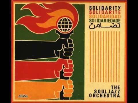The Souljazz Orchestra - Jericho