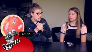 Zal Charlotte slagen voor Stiens uitdaging? | The Voice Kids Extra 2018