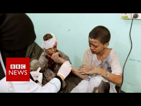 Saudi-led air strike kills 29 children in Yemen – BBC News