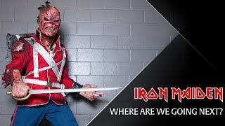 Iron Maiden - Where are we going next?