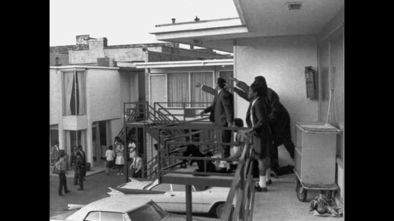 assassination of martin luther king On april 4, 1968, a movement lost its patriarch when the rev martin luther king  jr was killed on a hotel balcony in memphis.