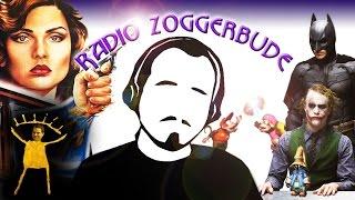 Radio Zoggerbude - August 2014 - Batman, Lucas Arts, Videodrome, FF9 und mehr