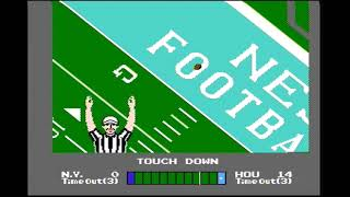 NES Play Action Football (NES) Playthrough [Part 2/4]