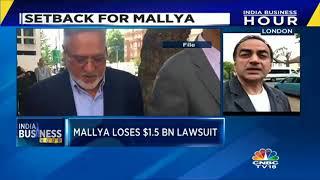Mallya Loses $1.5 Bn Lawsuit