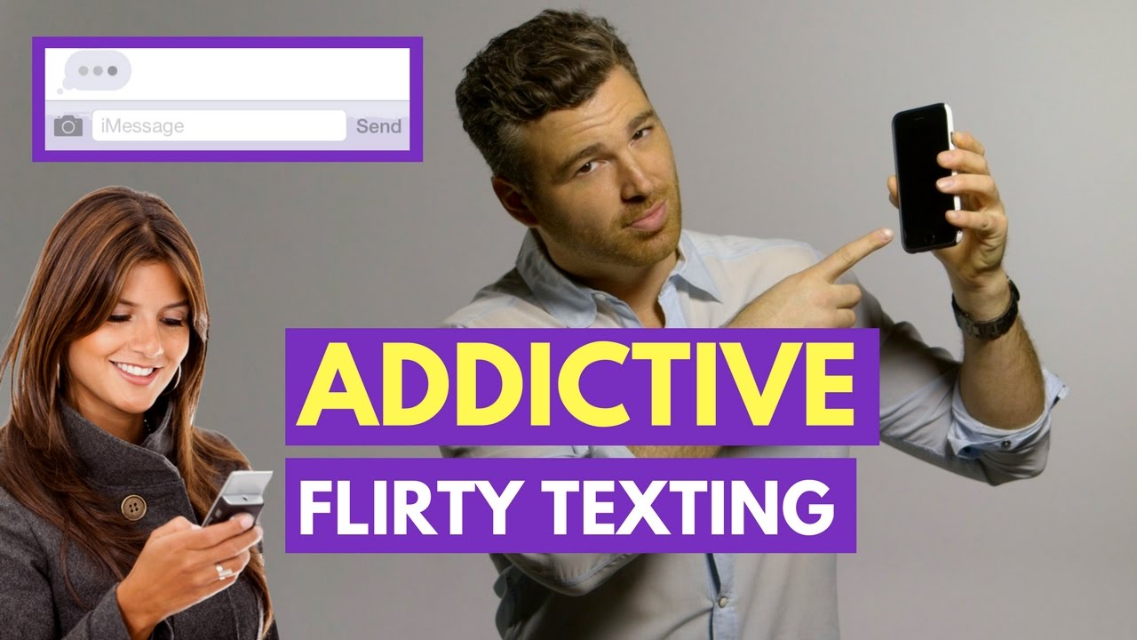 Flirty Texts For Him: 4 Secrets That Will Make Him Addicted