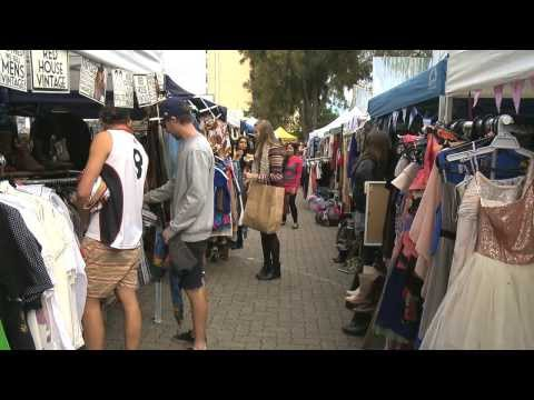G'Day SA Travel - Season 2 - Episode 2 - Adelaide Markets Scene