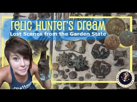 Relic Hunter's Dream - Lost Scenes from NJ - No Metal Detector Required