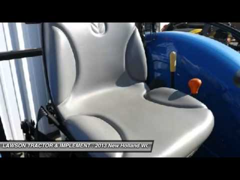 2013 New Holland WORKMASTER 55, STANFORD, KY 6687214
