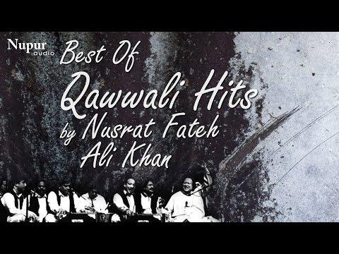 Best Of Qawwali Hits by Ustad Nusrat Fateh Ali Khan | Audio Jukebox Vol 1 | Nupur Audio