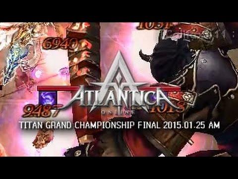 Titan 2015.01.25 AM Final: TH:Califax vs. DE:PortoAlegre - Atlantica Online