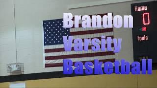 12/21/2017 Brandon Men's Varsity Basketball @ Rochester Adams