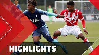 SAMENVATTING | PSV O19 - Tottenham Hotspur O19