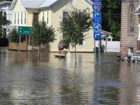 Flood Upstate New York