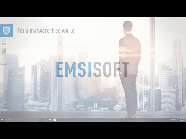 7 y/o Emsisoft Anti-Malware 5.0 vs new Ransomware of 2017