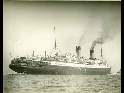 s.s. Homeric, White-Star Line, The Interior