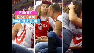 Kiss Cam Compilation   Best of