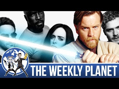 The Defenders & The Obi-Wan Movie - The Weekly Planet Podcast