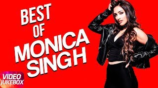 Best Of Monica Singh | Jukebox | Mankirt Aulakh | Prabh Gill | Latest Punjabi Songs 2018