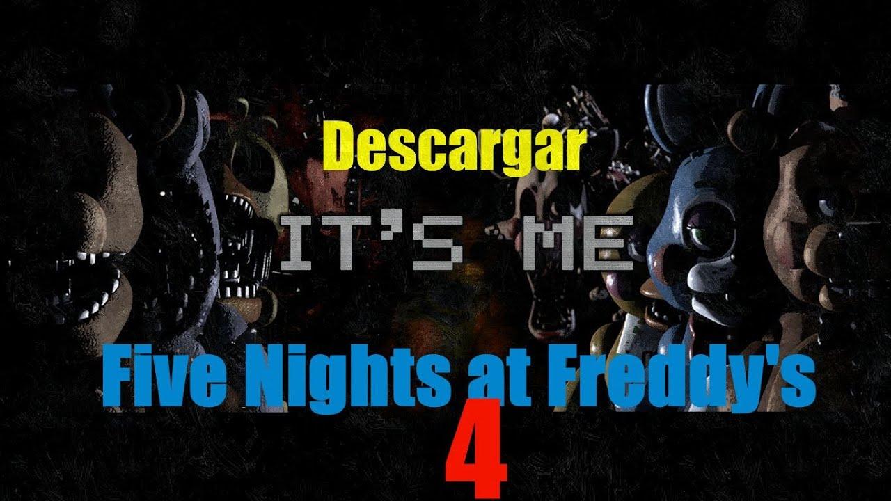 C 243 mo descargar five nights at freddy s 4 mega youtube