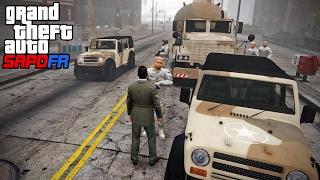 GTA SAPDFR - DOJ 80 - Marines on Leave (Criminal)
