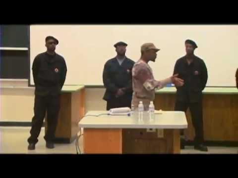 FSTV Keynote: Mutulu Olugabala M1 of Dead Prez