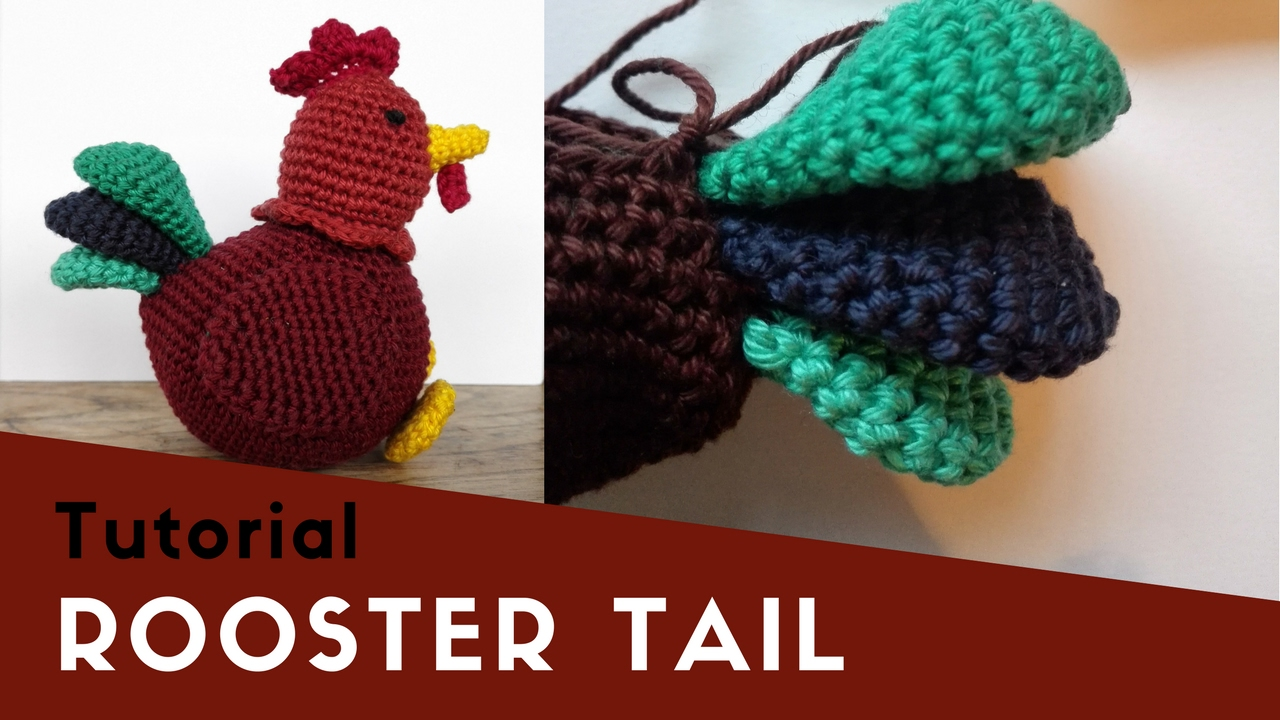 Ravelry: Riley Rooster pattern by Sweet N' Cute Creations | 720x1280