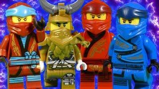 LEGO NINJAGO HUNTED PART 6 - SEASON FINALE TRAILER 2 - SHADOW OF GARMADON