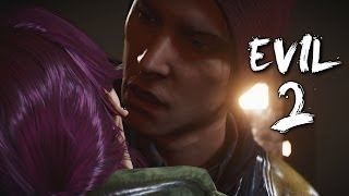 Infamous Second Son Evil / Bad Karma Gameplay Walkthrough Part 2 - Kiss (PS4)