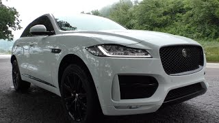 Jaguar F-Pace R Sport AWD | Details and Driving