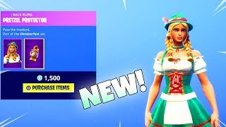 Première S6 NEW SKINS HEIDI/LUDWIG ARRIVE (Magasin d'objets) Fortnite Battle Royale