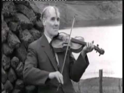 John Doherty, Donegal fiddle master, Cracking Reels!