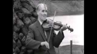 John Doherty, Donegal fiddle master, Cracking Reels!