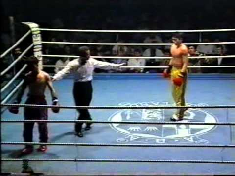 """paul""""lemon drop kid""""lenihan vs serge moretto-world title fight"""