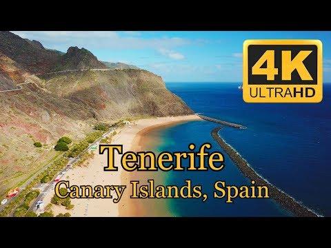 Tenerife 2018 4K