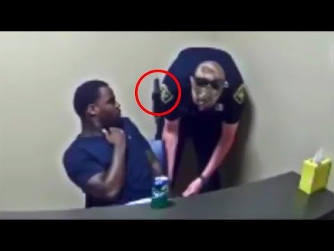 Top 15 Scary Interrogation Room Videos