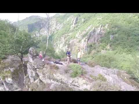 Via Ferrata - Argences en Aubrac - Aloa Nature