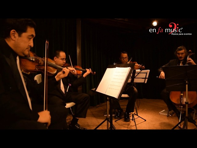 Stay With me - Cuarteto de cuerdas Enfamusic