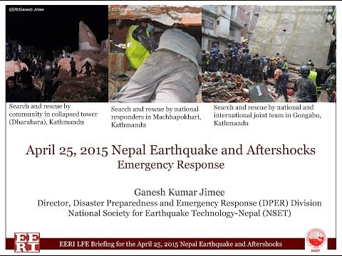 Emergency Response by G. Jimee