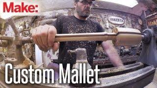 DiResta: Hardwood Mallet