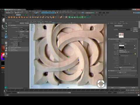 Моделирование на чпу ( вступление) (zbrush, Maya)