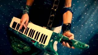 Dream Theater - Along For The Ride - Keyboard Solo ( Space4Keys )
