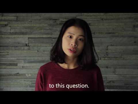 傳播英文-When a foreign student study in Taiwan