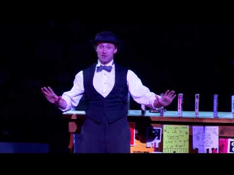 """""""I Can Help"""" - Benny & Joon at The Old Globe"""
