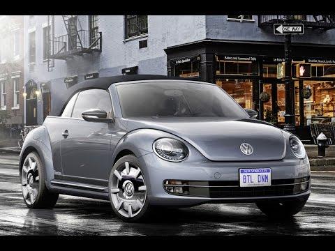 2016 new volkswagen beetle cabriolet denim 39 2015 youtube. Black Bedroom Furniture Sets. Home Design Ideas