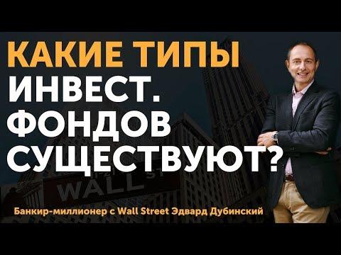 Инвестиции в фонды. Какие есть типы инвестиционных фондов? | Финтелект