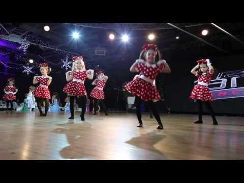Mickey Mouse - kids performance by Valeria Semashko - VladYama Dance School