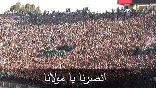 في بلادي ظلموني أغنية أنشدتها جماهير الرجاء ورددها العالم العربي