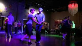 DF Adult Ballroom Team - Lindy/Samba/Quickstep Routine